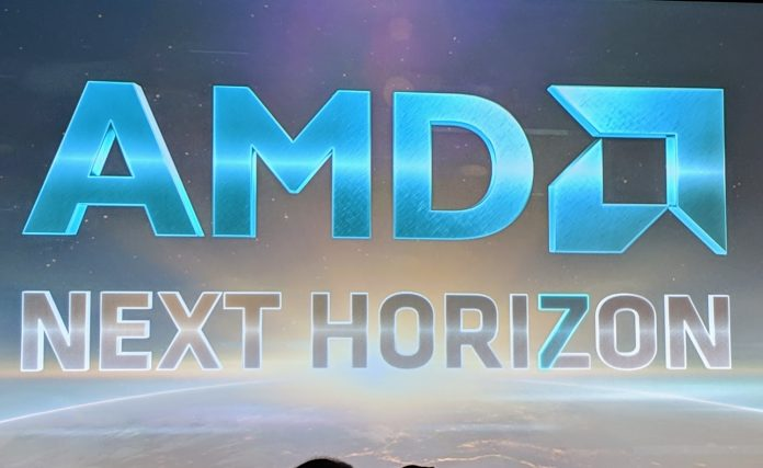 AMD Next Horizon Cover
