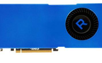 AMD Radeon Pro WX 8200