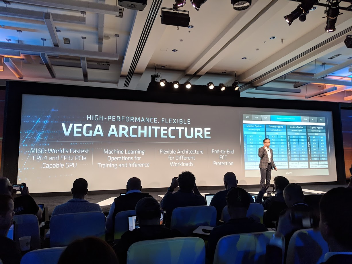 AMD Radeon Vega Architecture For 7nm