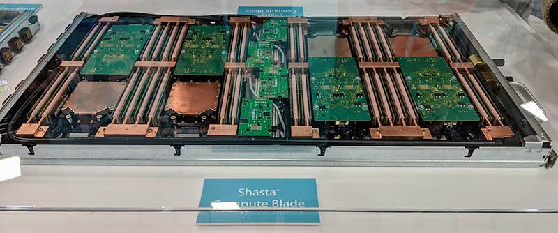Cray Shasta AMD EPYC Node