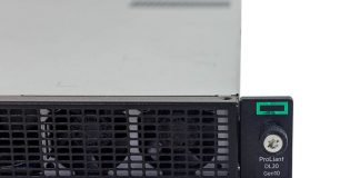 HPE ProLiant DL20 Gen10 Cover