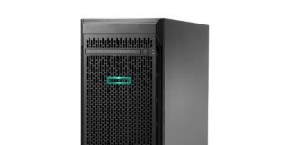 HPE ProLiant ML110 Gen10 Front Three Quarter