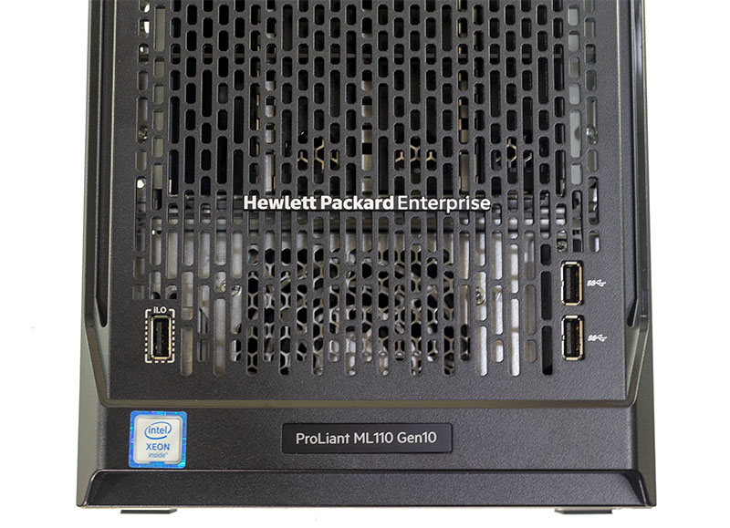 HPE ProLiant ML110 Gen10 Naming