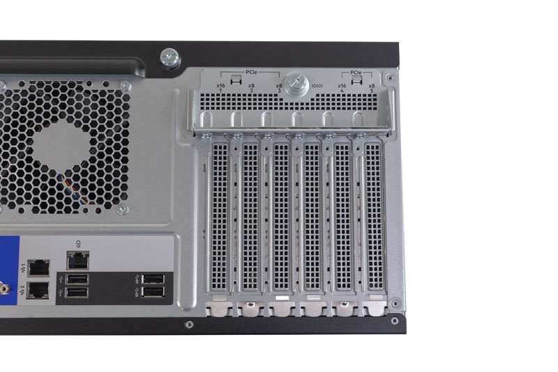 HPE ProLiant ML110 Gen10 Rear PCIe Expansion Slot
