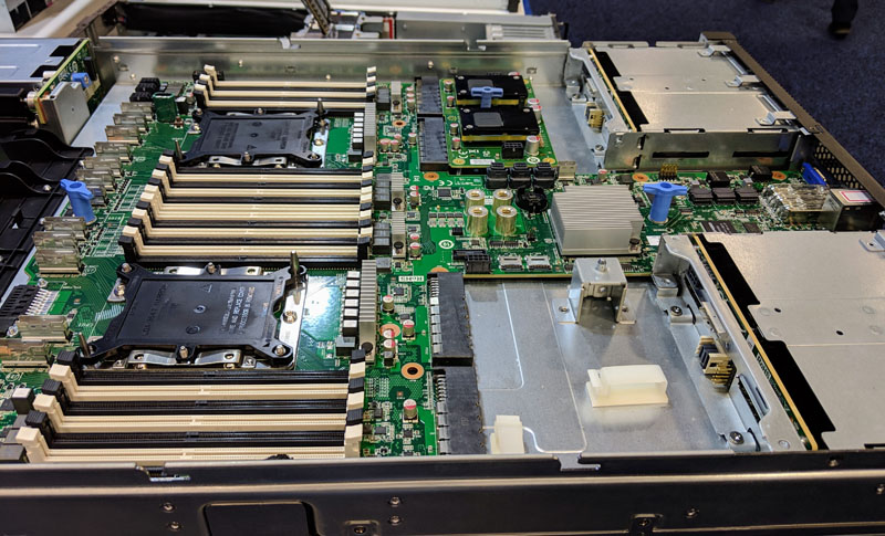 Inspur AGX 5 Motherboard Open