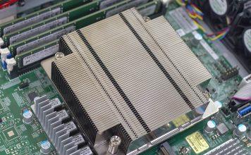Intel Xeon E 2100 CPU In Socket