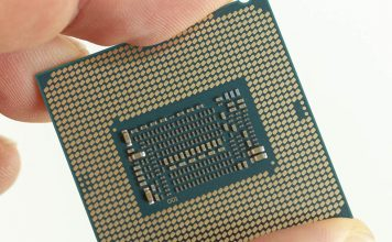 Intel Xeon E 2100 Pads In Hand