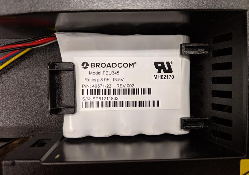 Lenovo ThinkSystem SR650 Broadcom BBU