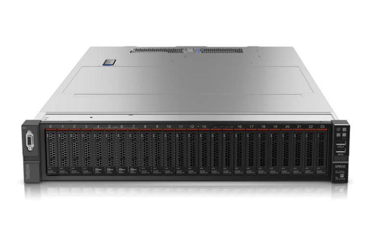 Lenovo ThinkServer SR650 Lstopo