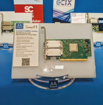 Mellanox ConnectX 6 PCIe 4.0 X16 Adapter