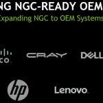 NVIDIA SC18 NGC OEM Partners