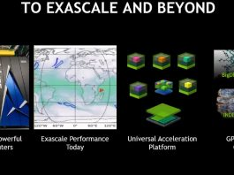 NVIDIA SC18 To Exascale And Beyond