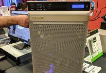 QNAP TS 2888X Front At SC18