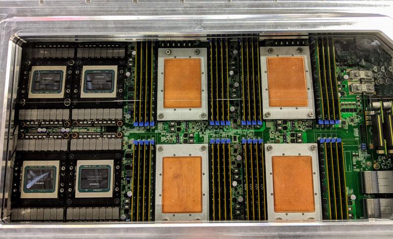 Sugon Nebula NVIDIA GPU And EPYC Node