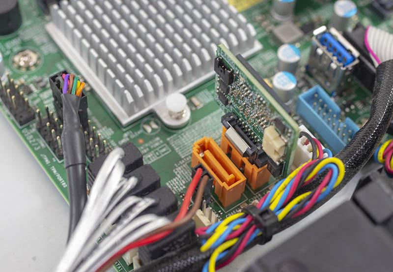 Supermicro SYS 5019C MR 128GB SATADOM On X11SCM F Motherboard