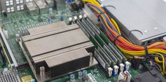 Supermicro SYS 5019C MR CPU And Memory