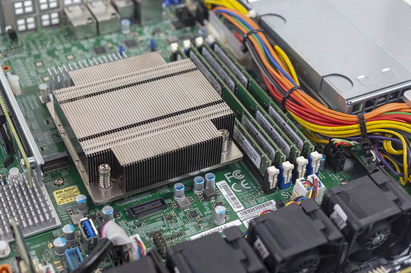Supermicro SYS 5019C MR CPU And Memory - ServeTheHome