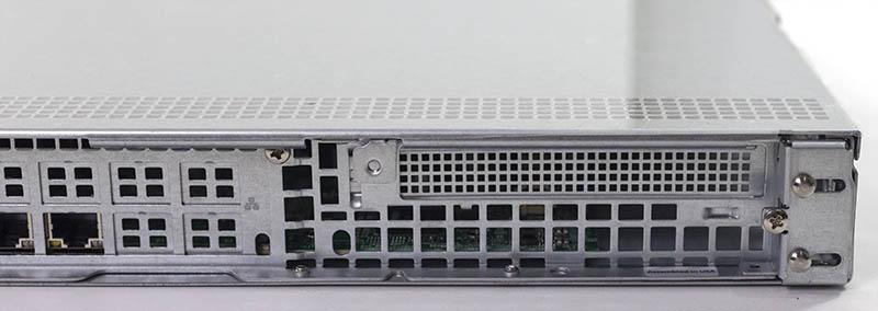 Supermicro SYS 5019C MR Expansion Slot