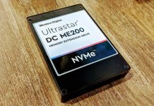 Western Digital Ultrastar DC ME200
