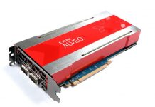 Xilinx Alveo U280 Three Quarter