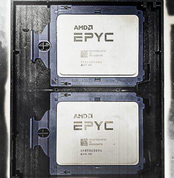 AMD EPYC 7371 Cover