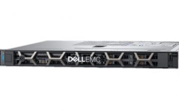 Dell EMC PowerEdge R340 Three Quarter