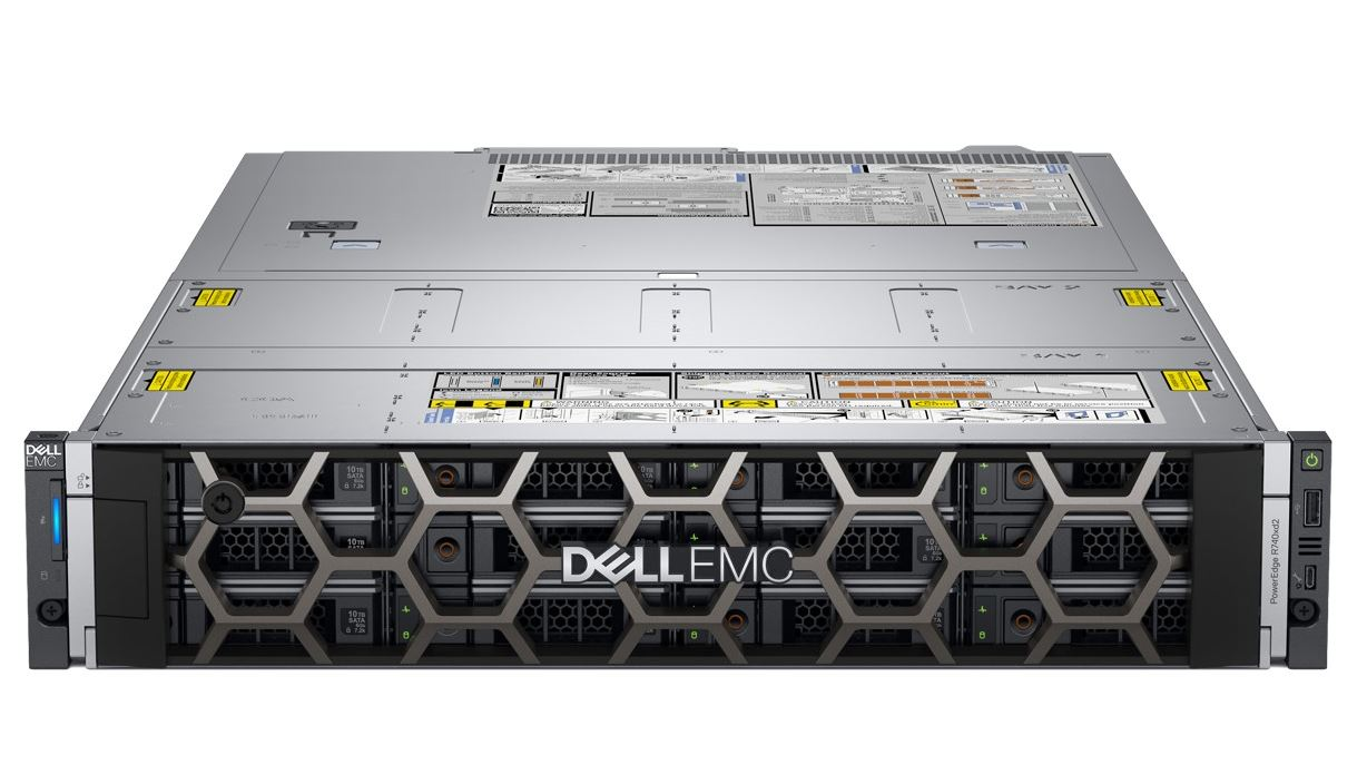 Dell PowerEdge R740xd2 Front
