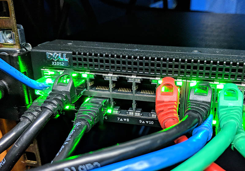 Dell X1052 Review a 48x 1GbE and 4x 10GbE Web Managed Switch