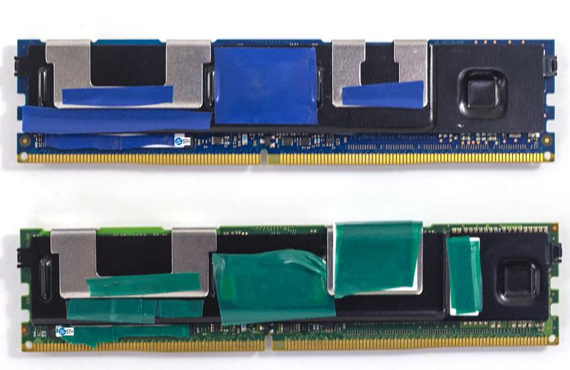 Intel Optane DC Persistent Memory Blue V Green 2