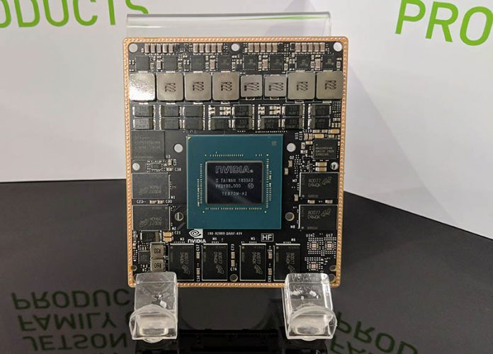 Nvidia Jetson Agx Xavier Module For Robotics Development