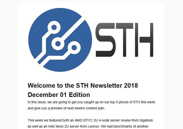 weekly sth newsletter check it out before holidays 2018