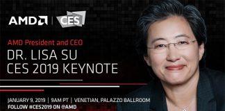 AMD CES 2019 Keynote