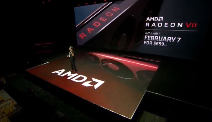 AMD Radeon 7 Feb 7 699