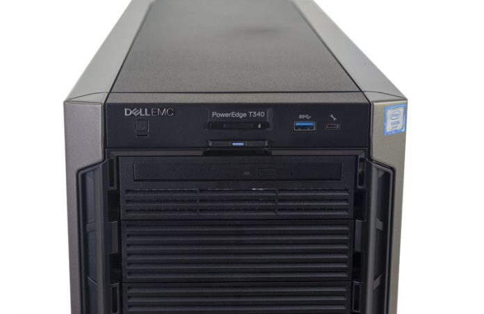 Dell EMC PowerEdge T340 Cover