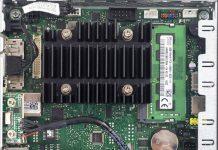 Fujitsu D3544 S Internal Overview Configured