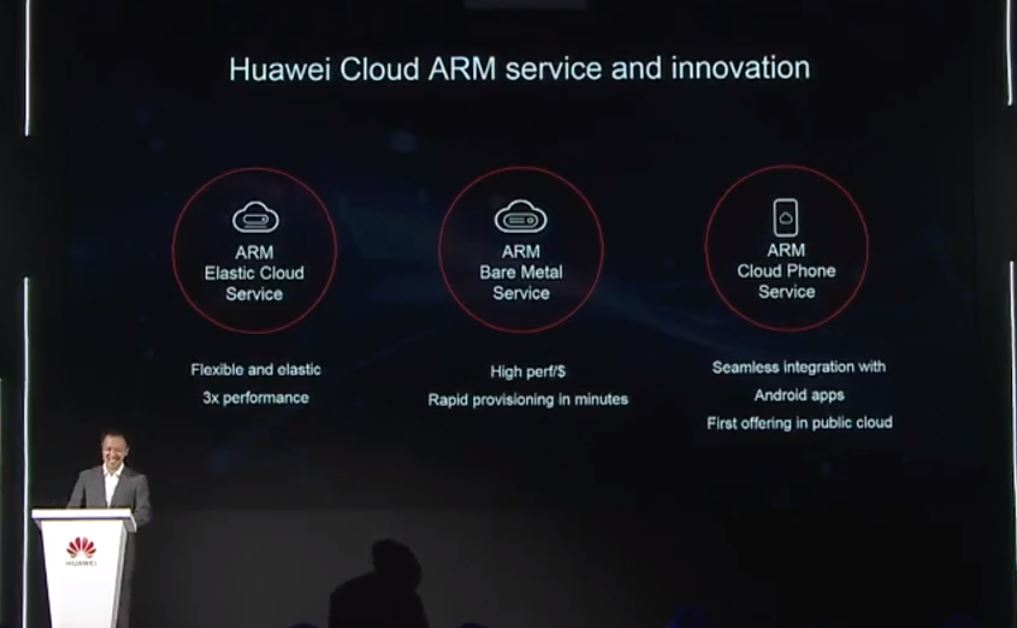 Huawei Cloud Arm Service
