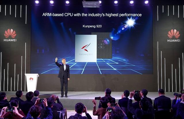 Huawei Kunpeng 920 Launch Cover
