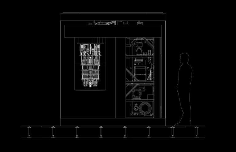 IBM Q System One Design