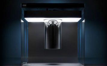 IBM Q System One View