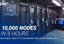 Inspur Baidu 10k Nodes In 8 Hours Cover Used With Permission