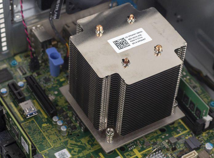 Intel Xeon E 2100 Heatsink 2