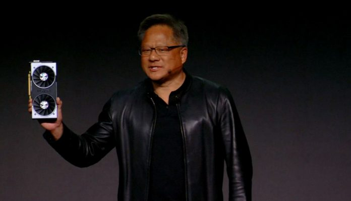 NVIDIA GeForce RTX 2060 CES 2019