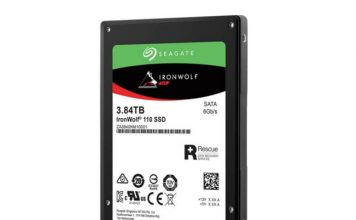 Seagate IronWolf 110 3.84TB NAS SSD