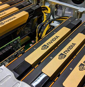 8x NVIDIA Tesla V100 32GB Server