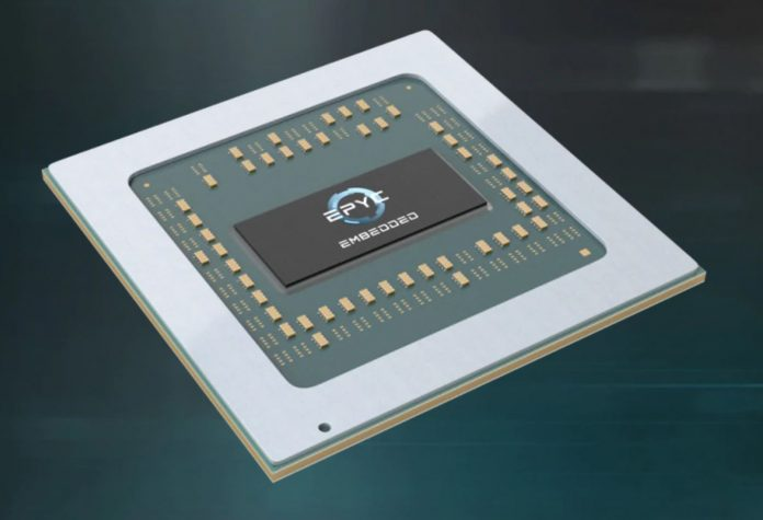 AMD EPYC Embedded 3000 Single Die