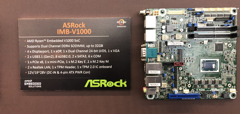 ASRock IBM V1000