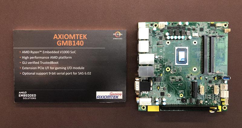AXIOMTEK GMB140