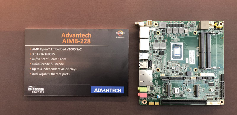 Advantech AIMB 228