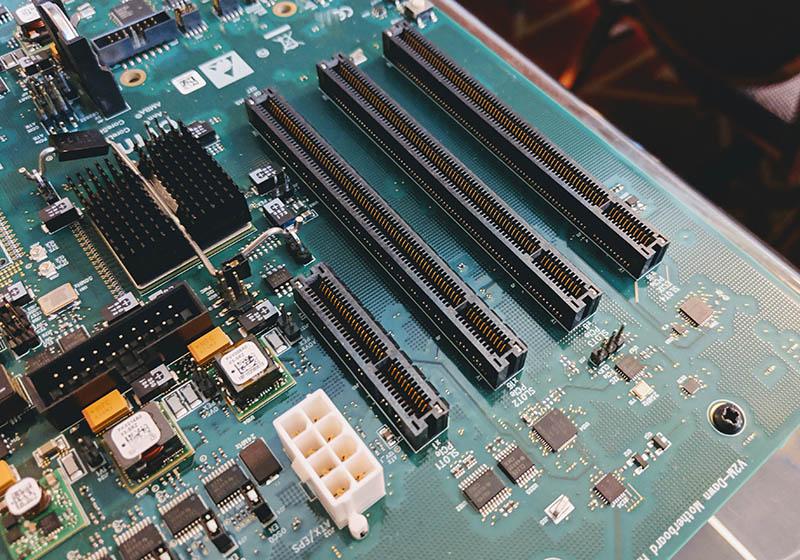 Arm Neoverse N1 Dawn Ares Platform PCIe