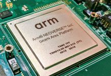 Arm Neoverse N1 SoC Dawn Ares Platform 7nm